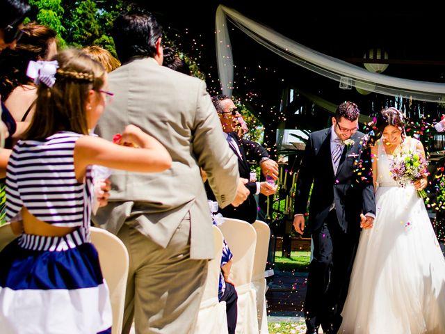 La boda de Juan y Ana  en Málaga, Málaga 17
