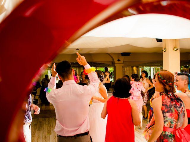 La boda de Juan y Ana  en Málaga, Málaga 44