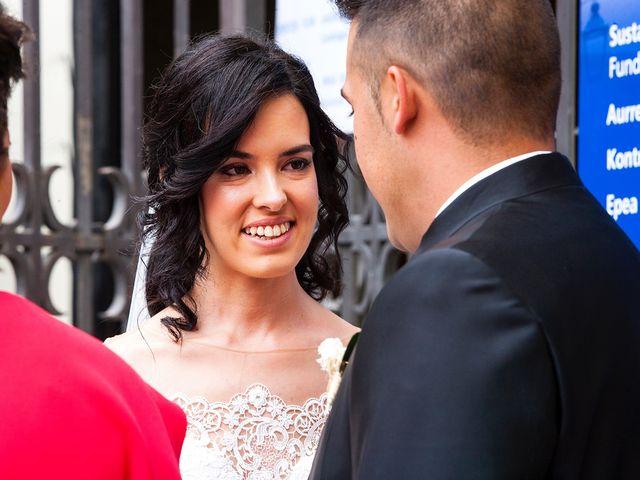 La boda de Josu y María en Vitoria-gasteiz, Álava 12