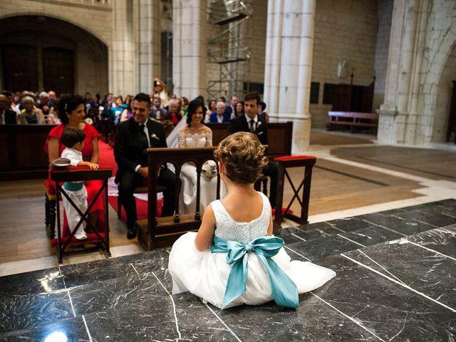 La boda de Josu y María en Vitoria-gasteiz, Álava 22