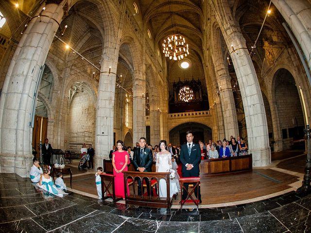 La boda de Josu y María en Vitoria-gasteiz, Álava 23