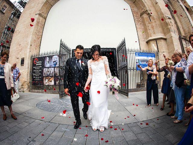 La boda de Josu y María en Vitoria-gasteiz, Álava 25