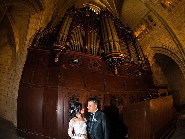 La boda de Josu y María en Vitoria-gasteiz, Álava 30
