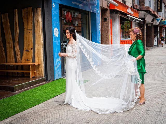 La boda de Josu y María en Vitoria-gasteiz, Álava 35