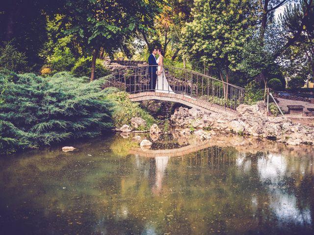 La boda de Vanesa y Miguel