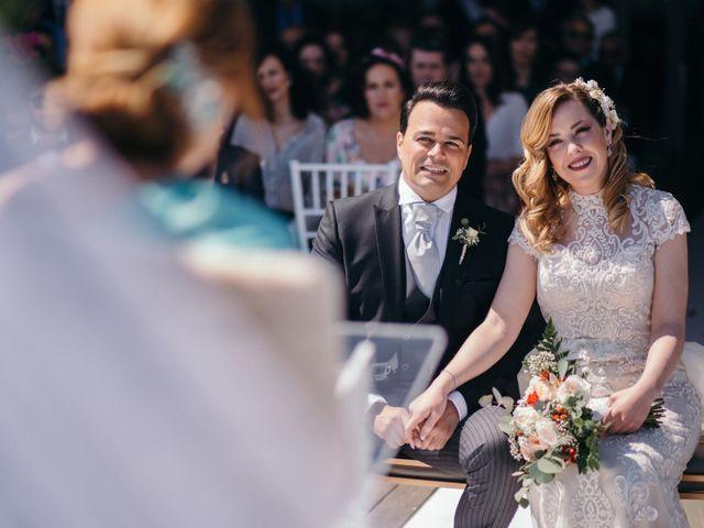 La boda de Maribel y José Miguel