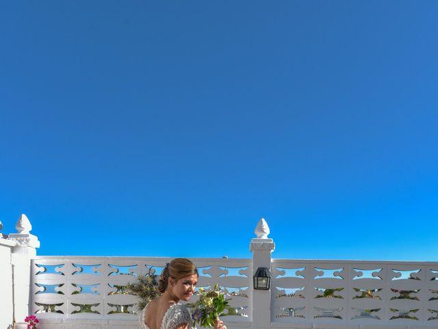 La boda de Pedro y Rocío en Marbella, Málaga 12