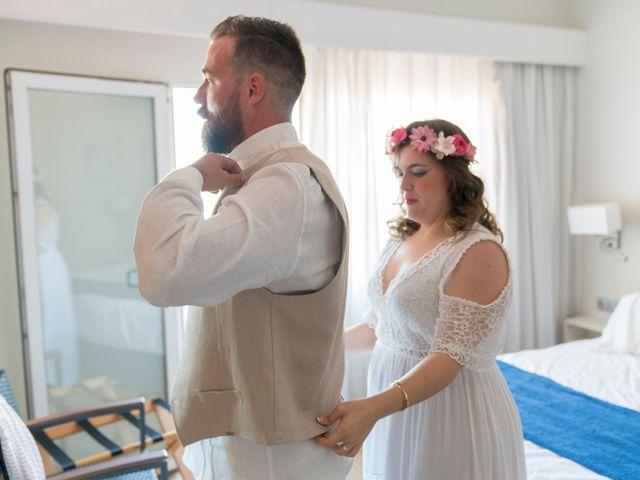 La boda de Pedro y Rocío en Marbella, Málaga 16