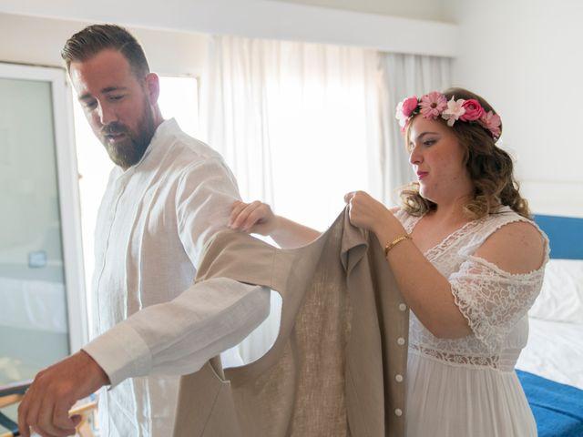 La boda de Pedro y Rocío en Marbella, Málaga 17
