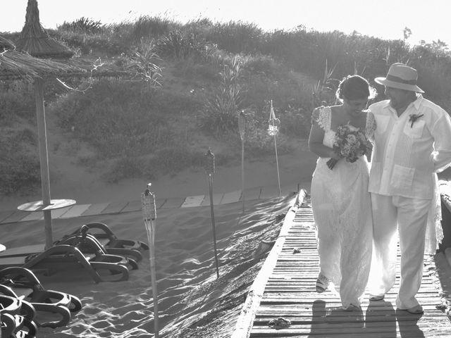 La boda de Pedro y Rocío en Marbella, Málaga 24
