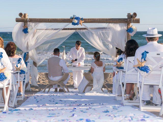 La boda de Pedro y Rocío en Marbella, Málaga 25