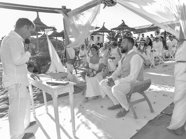 La boda de Pedro y Rocío en Marbella, Málaga 28