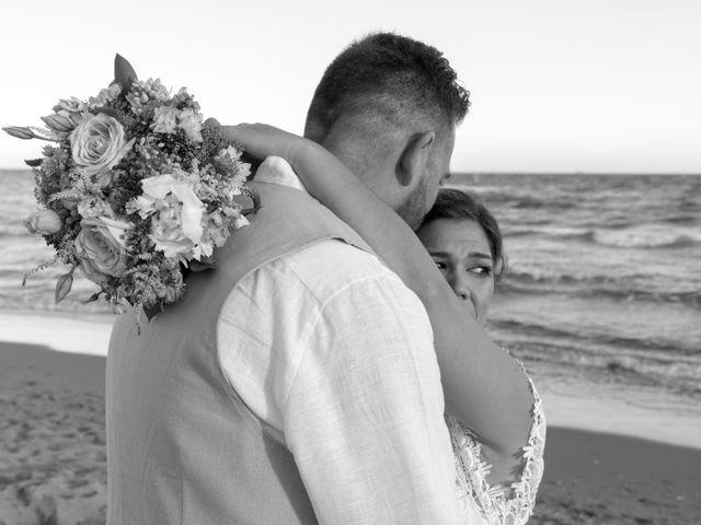 La boda de Pedro y Rocío en Marbella, Málaga 35