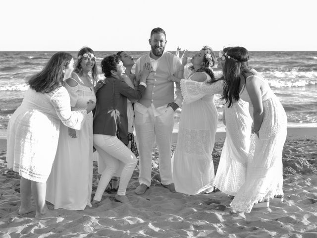 La boda de Pedro y Rocío en Marbella, Málaga 37