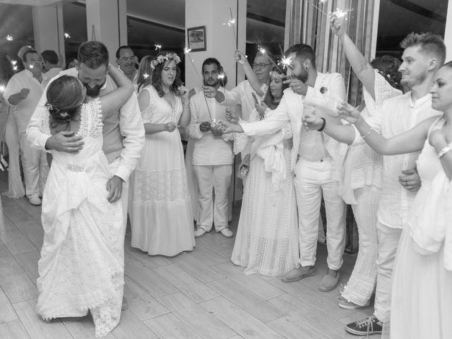 La boda de Pedro y Rocío en Marbella, Málaga 44