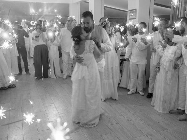 La boda de Pedro y Rocío en Marbella, Málaga 45