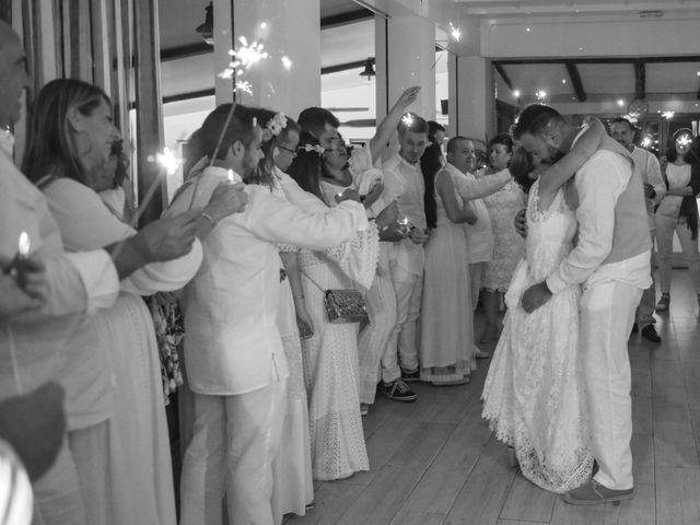La boda de Pedro y Rocío en Marbella, Málaga 46