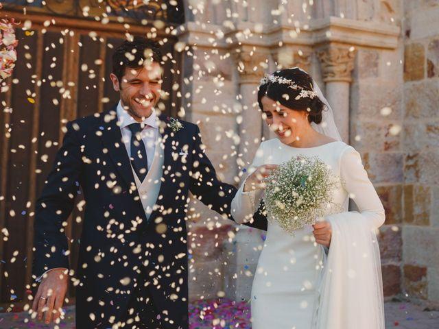 La boda de Abel y María en Zamora, Zamora 9