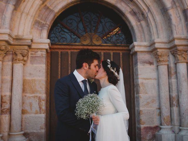 La boda de Abel y María en Zamora, Zamora 10