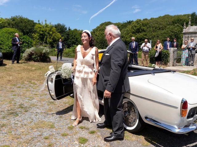 La boda de Mayte y David en Baio, A Coruña 12