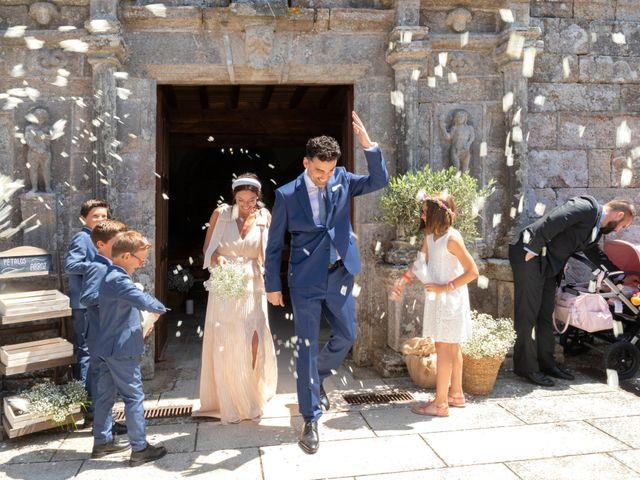 La boda de Mayte y David en Baio, A Coruña 13