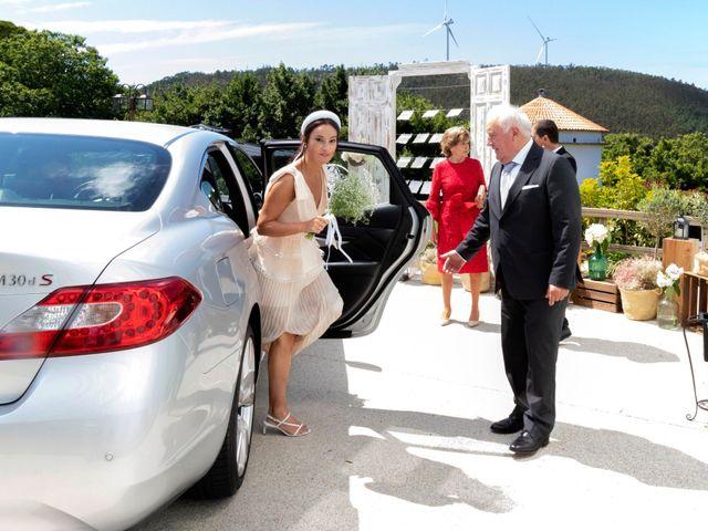 La boda de Mayte y David en Baio, A Coruña 15