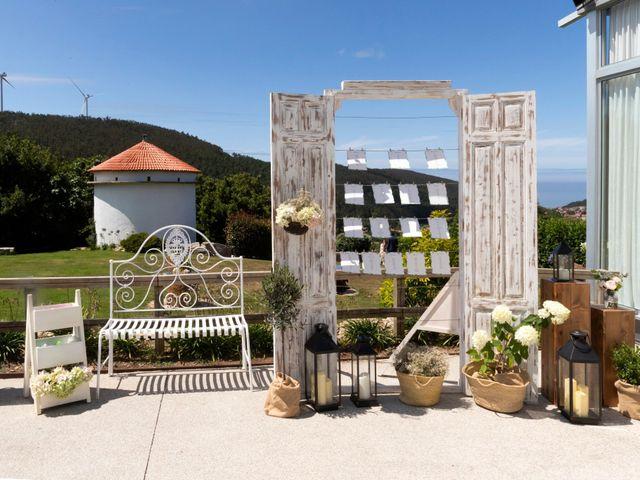 La boda de Mayte y David en Baio, A Coruña 16