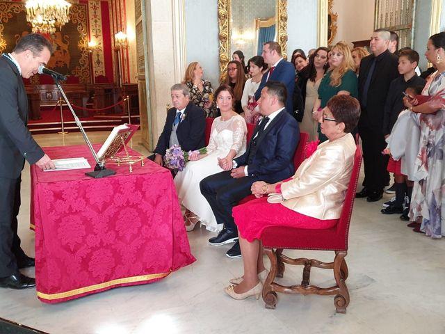 La boda de Harry y Victoria en Sant Vicent Del Raspeig/san Vicente Del, Alicante 2