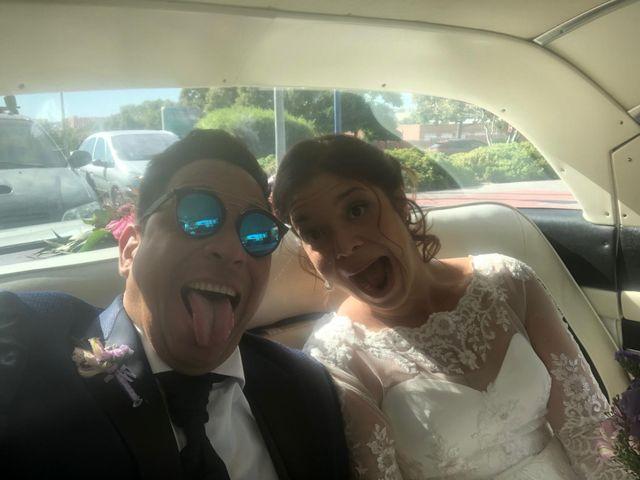 La boda de Harry y Victoria en Sant Vicent Del Raspeig/san Vicente Del, Alicante 4
