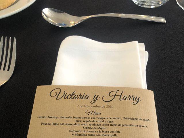La boda de Harry y Victoria en Sant Vicent Del Raspeig/san Vicente Del, Alicante 6
