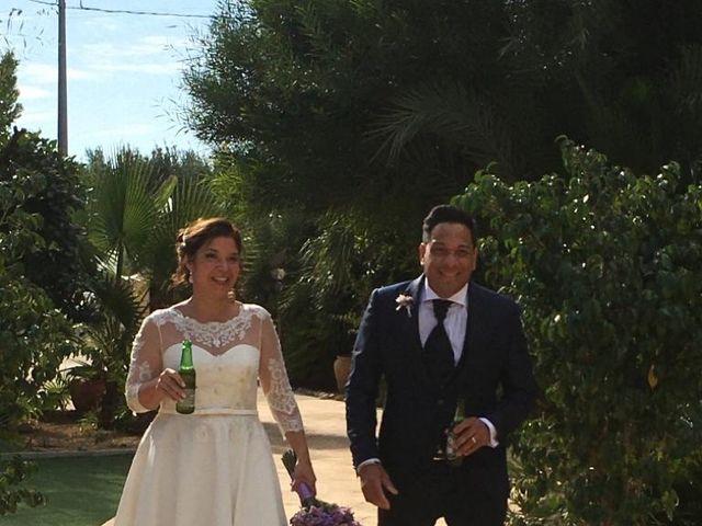 La boda de Harry y Victoria en Sant Vicent Del Raspeig/san Vicente Del, Alicante 7