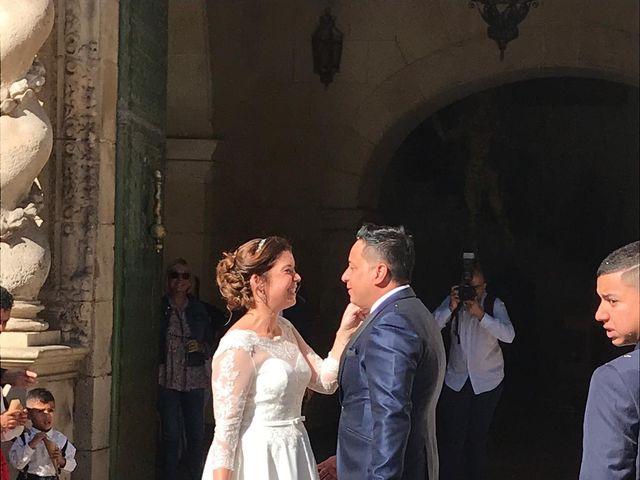 La boda de Harry y Victoria en Sant Vicent Del Raspeig/san Vicente Del, Alicante 8