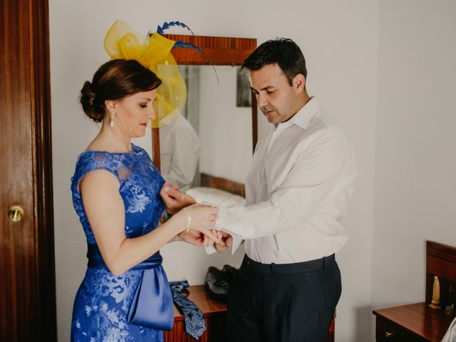 La boda de Marcos y Gisela en Saelices, Cuenca 5