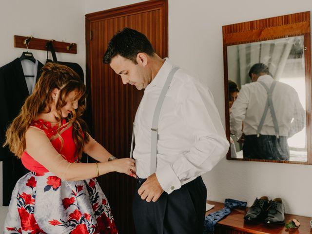 La boda de Marcos y Gisela en Saelices, Cuenca 7
