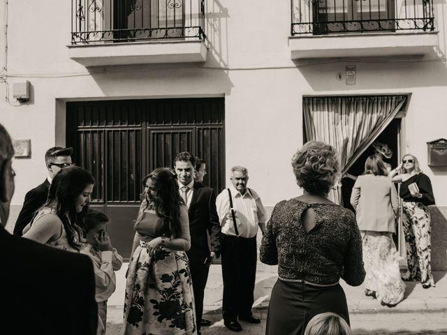 La boda de Marcos y Gisela en Saelices, Cuenca 10