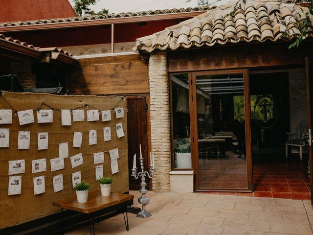 La boda de Marcos y Gisela en Saelices, Cuenca 25