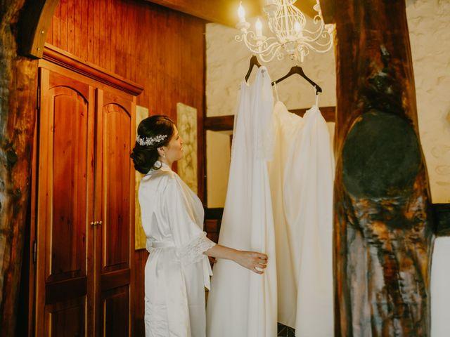 La boda de Marcos y Gisela en Saelices, Cuenca 31