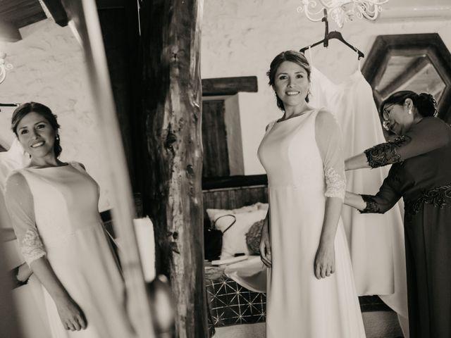 La boda de Marcos y Gisela en Saelices, Cuenca 38
