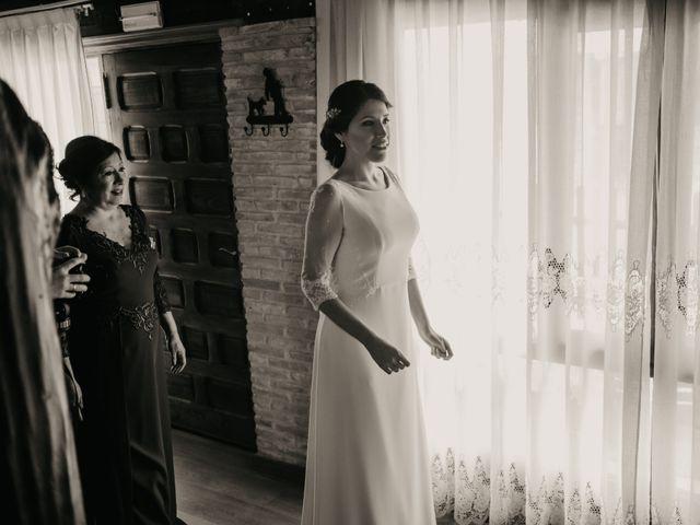 La boda de Marcos y Gisela en Saelices, Cuenca 39