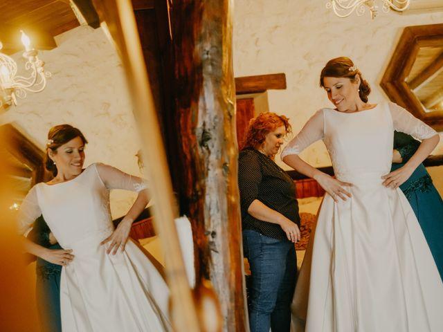 La boda de Marcos y Gisela en Saelices, Cuenca 40