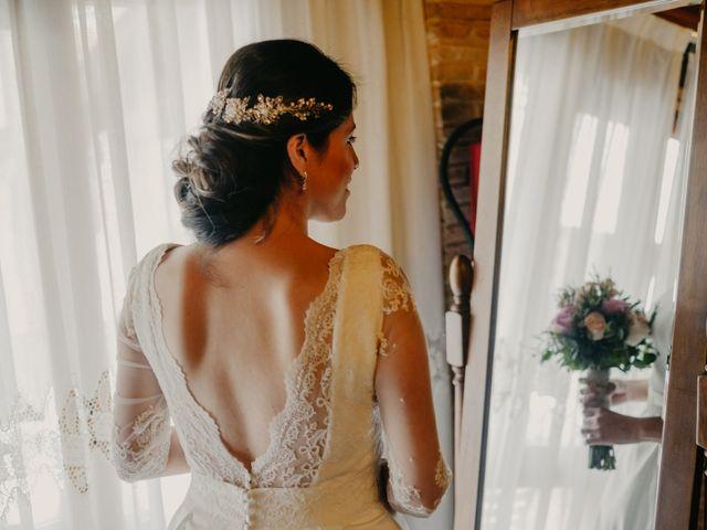 La boda de Marcos y Gisela en Saelices, Cuenca 41