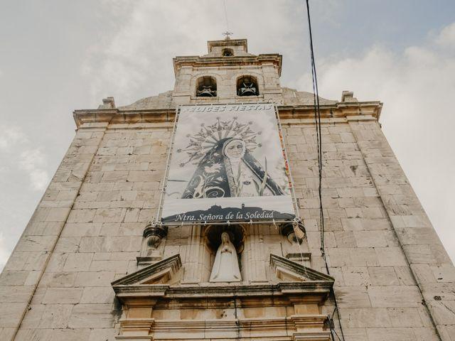 La boda de Marcos y Gisela en Saelices, Cuenca 45