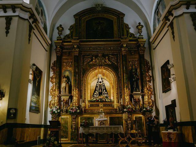La boda de Marcos y Gisela en Saelices, Cuenca 46