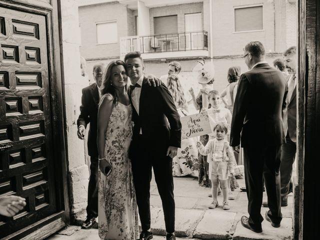 La boda de Marcos y Gisela en Saelices, Cuenca 51