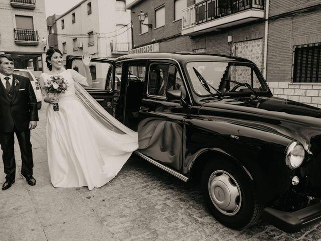 La boda de Marcos y Gisela en Saelices, Cuenca 55