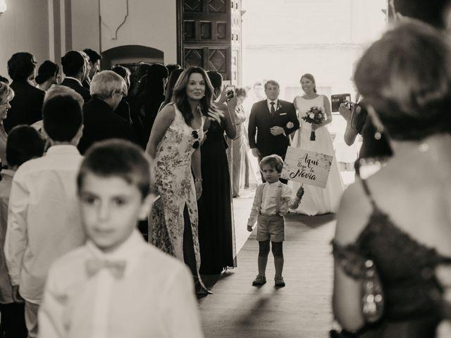 La boda de Marcos y Gisela en Saelices, Cuenca 56