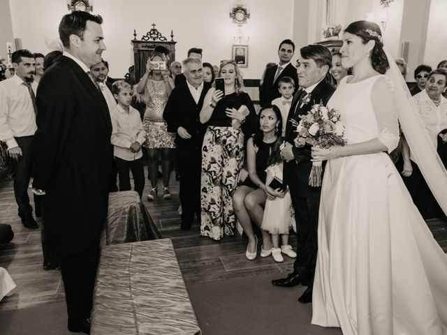 La boda de Marcos y Gisela en Saelices, Cuenca 58