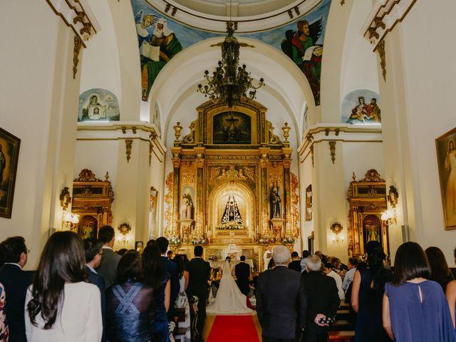 La boda de Marcos y Gisela en Saelices, Cuenca 59