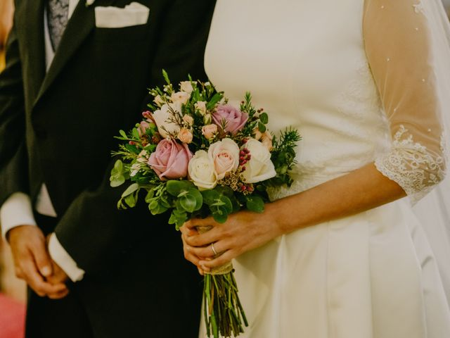 La boda de Marcos y Gisela en Saelices, Cuenca 60
