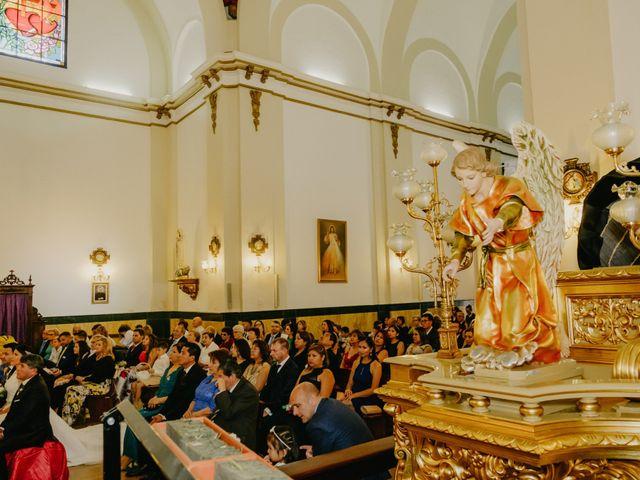 La boda de Marcos y Gisela en Saelices, Cuenca 61